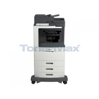 Lexmark MX812dtfe MFP